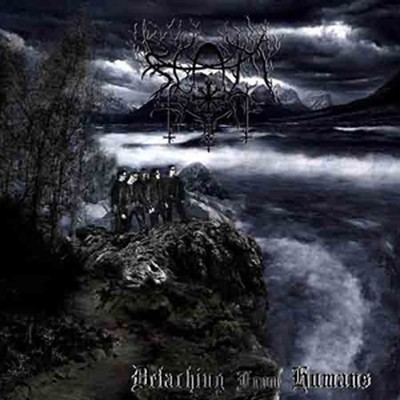 Stormfrost - Detaching From Humans (CD)