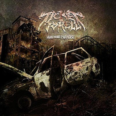 Ticket To Hell - Man Made Paradise (CD)