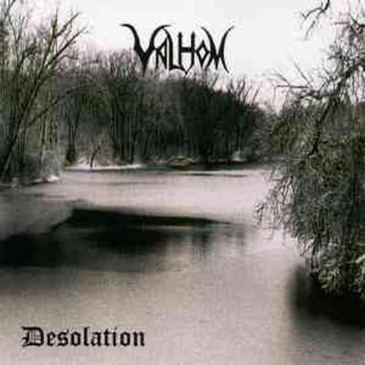 Valhom - Desolation (CD)
