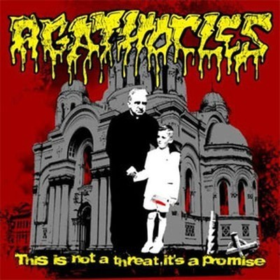 Agathocles - This Is Not A Threat, It's A Promise (CD)