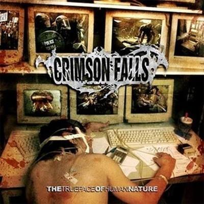 Crimson Falls - The True Face Of Human Nature (CD)