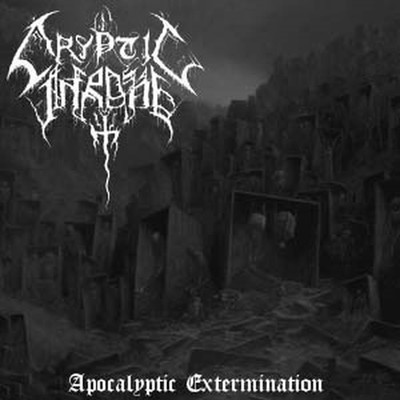 Cryptic Throne - Apocalyptic Extermination (CD)