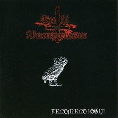Cult Of Vampyrism - Fenomenologia (CD)