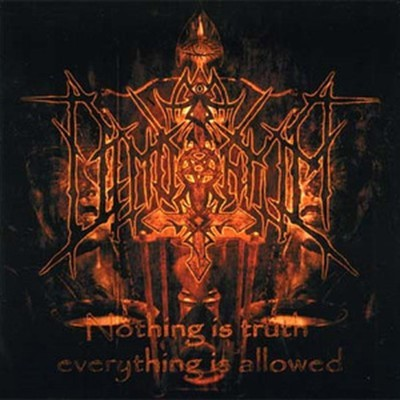 Demonium - Nothing Is Truth Everything Is Allowed (CD)