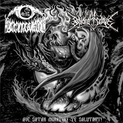 Doomguard / Beyond Ye Grave - SplitCD - Ave Satan Morituri Te Salutant! (CD)