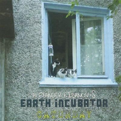 Earth Incubator - Caturday (CD)