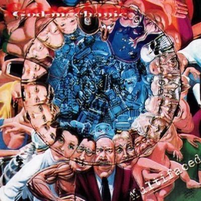 God-Mechanic / Myself-Inflicted - 2 Way SplitCD (CD)