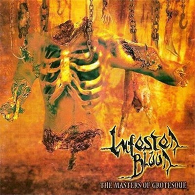 Infested Blood - The Masters Of Grotesque (CD)