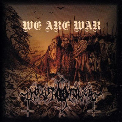 Myrkvids Draumar - We Are War (CD)