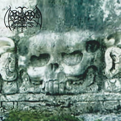 Ominous Yum Cimil - Ancient Demon's Cult (CD)