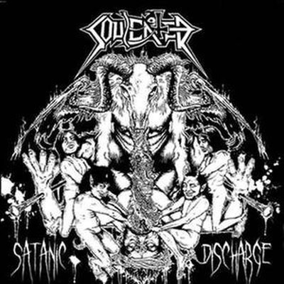 Soul Eater - Satanic Discharge (CD)
