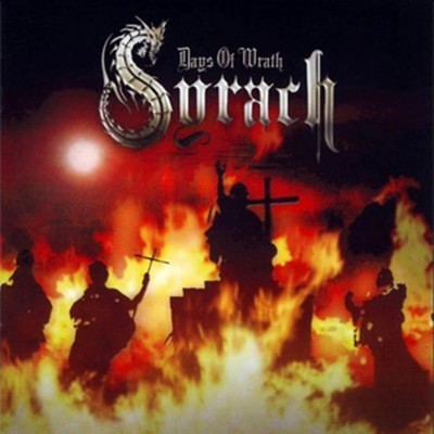 Syrach - Days Of Wrath (CD)