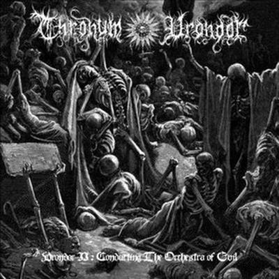 Thronum Vrondor - Vrondor II - Conducting The Orchestra Of Evil (CD)