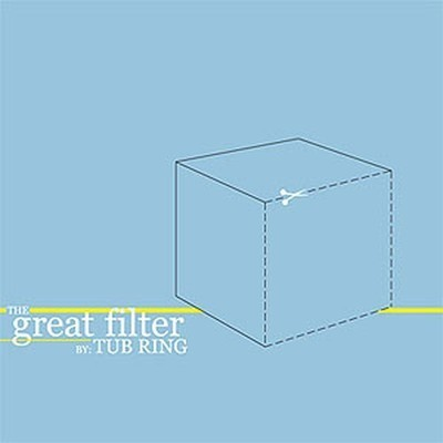 Tub Ring - The Great Filter (CD)