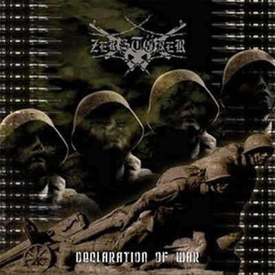 Zerstorer - Declaration Of War (CD)