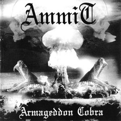 Ammit - Armageddon Cobra (CD)