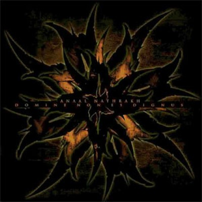 Anaal Nathrakh - Domine Non Es Dignus (CD)