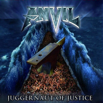 Anvil - Juggernaut Of Justice (CD)