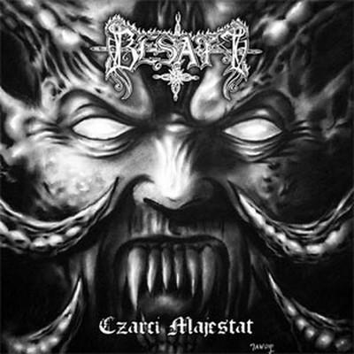 Besatt - Czarci Majestat (CD)
