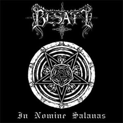 Besatt - In Nomine Satanas (CD)