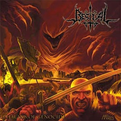 Bestial - Phalanx Of Genocide (CD)