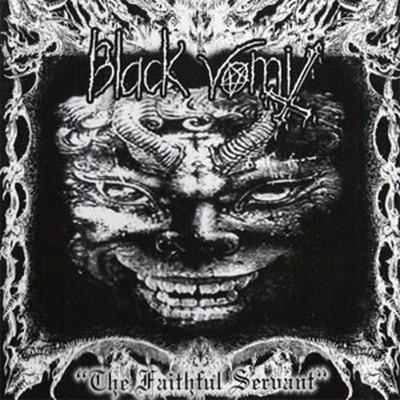 Black Vomit - The Faithful Servant (CD)