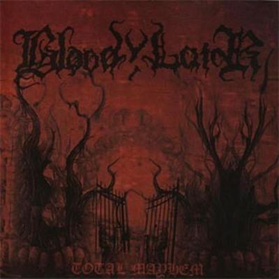 Bloody Lair - Total Mayhem (CD)