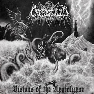 Crepusculum - Visions Of The Apocalypse (CD)