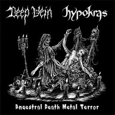 Deep Vein / Hypokras - SplitCD - Ancestral Death Metal Terror (CD)