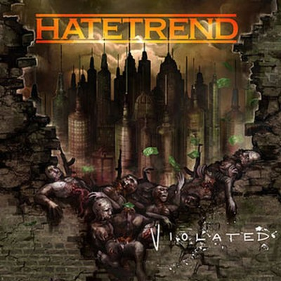 Hatetrend - Violated (CD)