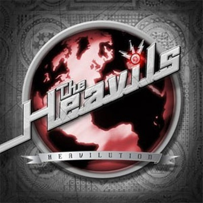 The Heavils - Heavilution (CD)