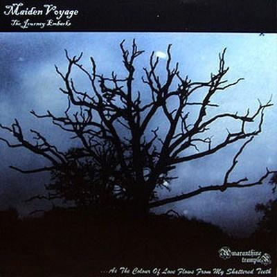 Maiden Voyage / Amaranthine Trampler - SplitCD (CD)
