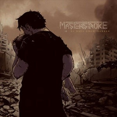 Masterstroke - As Days Grow Darker (CD)