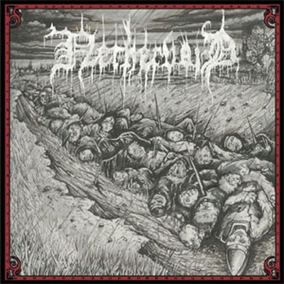Nethervoid - In Swarms Of Godless Wrath (CD)
