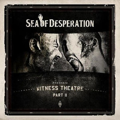 Sea Of Desperation - The Shards - Witness Theatre Part II (CD)