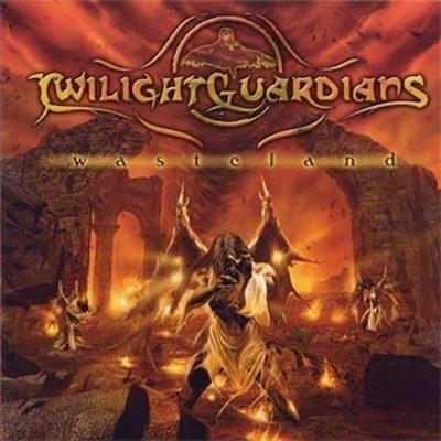 Twilight Guardians - Wasteland (CD)