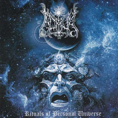 Adhuk - Rituals Of Personal Universe (CD)