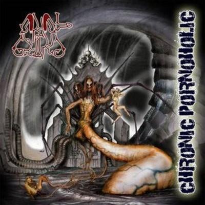 Anal Grind - Chronic Pornoholic (CD)