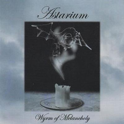 Astarium - Wyrm Of Melancholy (CD)