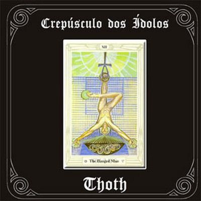 Crepusculo Dos Idolos - Thoth (CD)