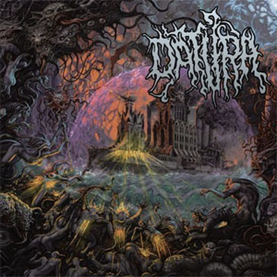 Datura - Spreading The Absorption (CD)