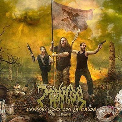 Monigo - Coprometidos Con La Causa Shit & Honor! (CD)