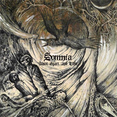 Somnia - Above Space And Time (CD)