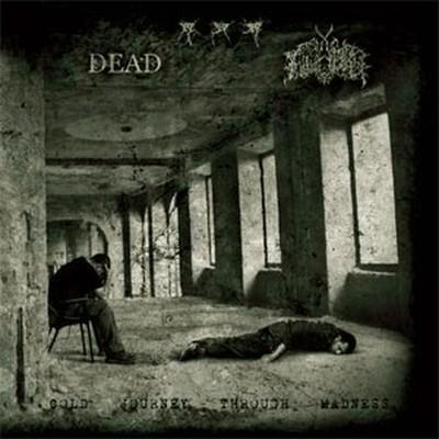 Vidharr / ... / Dead - SplitCD - Cold Journey Through Madness (CD)