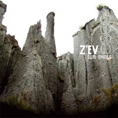 Z'ev - Sum Things (CD)