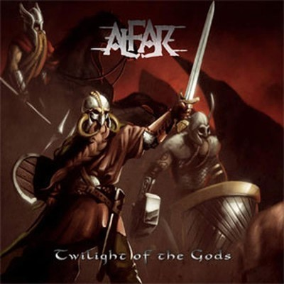 Alfar - Twilight of the Gods (CD)