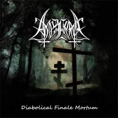 Амезарак - Diabolical Finale Mortum (CD)