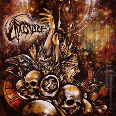 Apostate - Time Of Terror (CD)