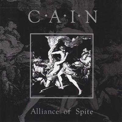 Cain - Alliance of Spite (CD)