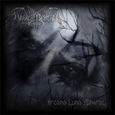 Darker Mysteria - Arcana Luna Funeral (CD)
